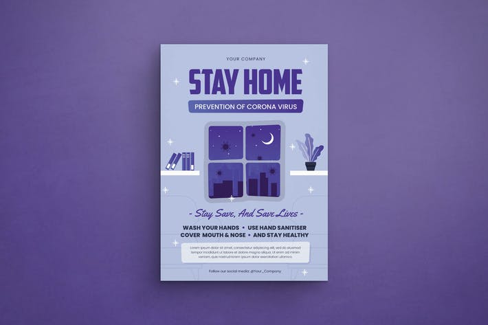 Thumbnail for Stay Home