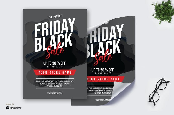 Black Friday - Poster AS