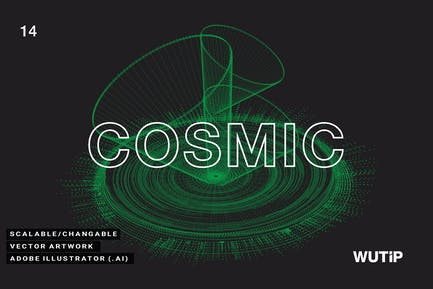 Vektor Kosmisch 14