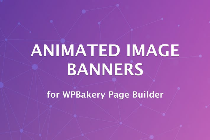 Thumbnail for Animierte Bildbanner für WPBakery Page Builder