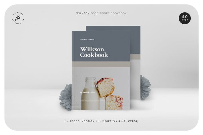 Thumbnail for Wilkson Food Recipe Cookbook