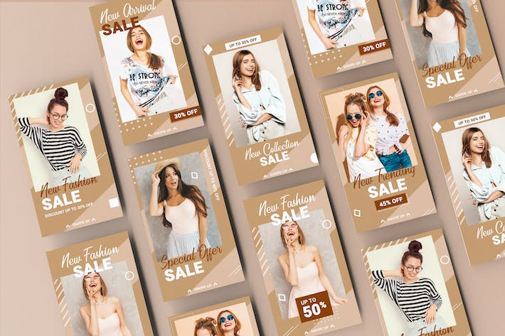Thumbnail for Fashion Banner Template