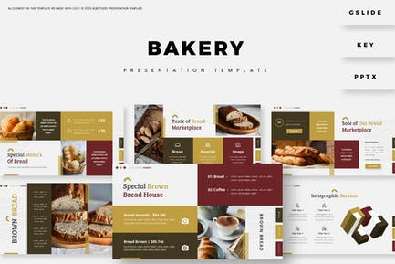 Bakery - Presentation Template