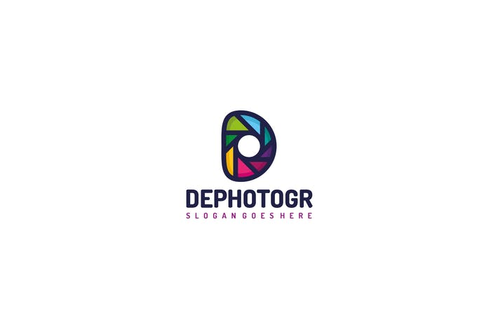 Thumbnail for D Letter - Photography Logo