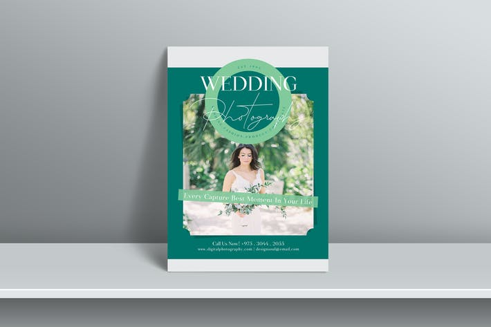 Thumbnail for Wedding Photography Price List Template