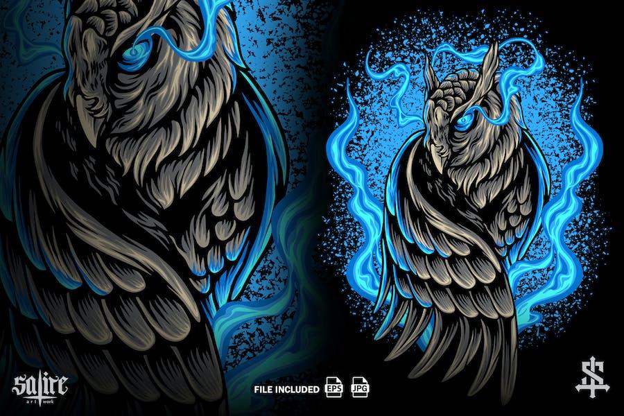 Owl Darkness