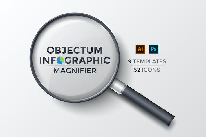 Thumbnail for Objectum Infographic: Magnifier