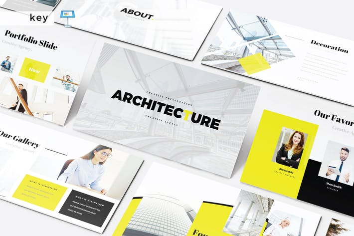 Thumbnail for ARCHITEKTUR - Keynote V409