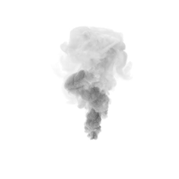 Тяжелый дым