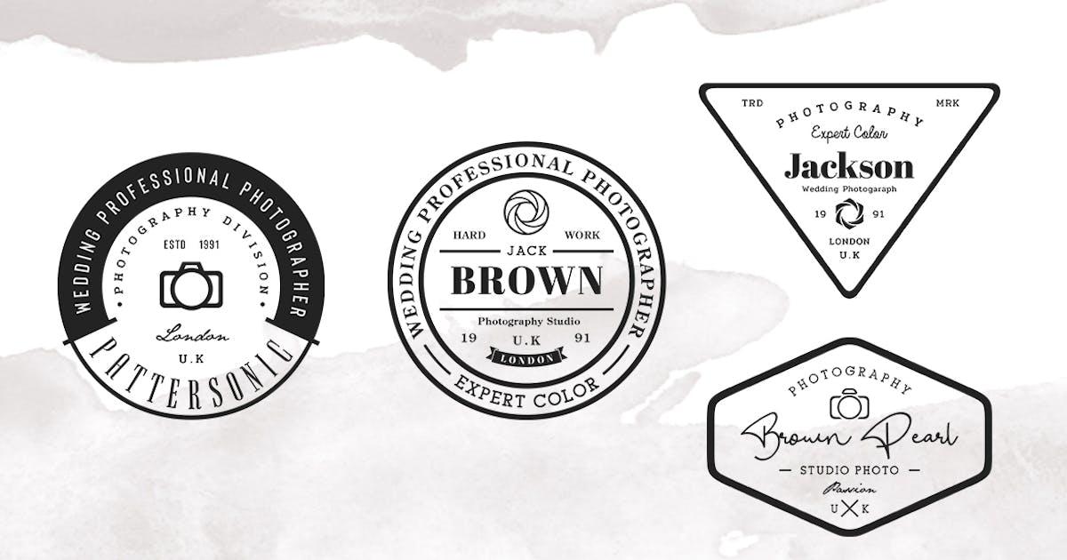 Download Vintage Logo & Badge Vol. 4 by sagesmask