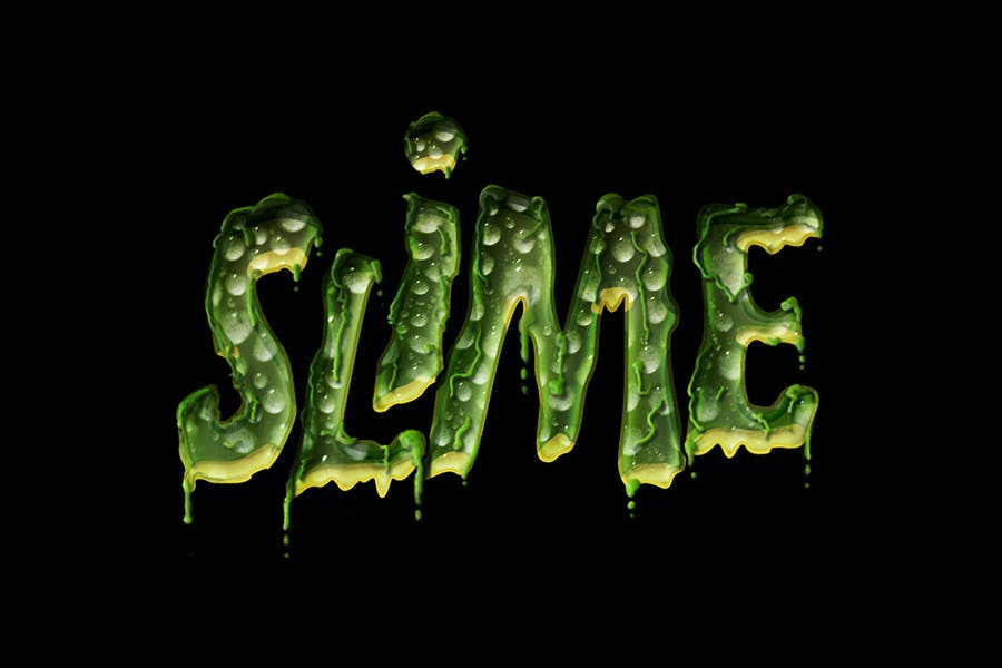 Halloween Horror Photoshop Layer Styles