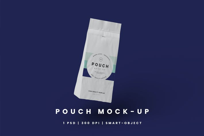 Pouch Mock-Up