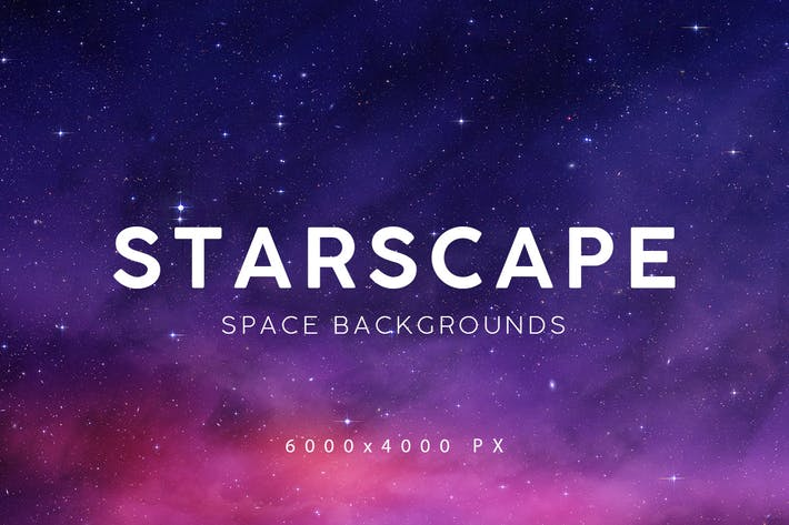 Thumbnail for Space Starscape Backgrounds 2