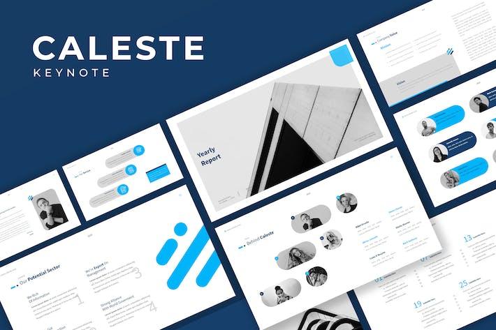 Thumbnail for Caleste Keynote