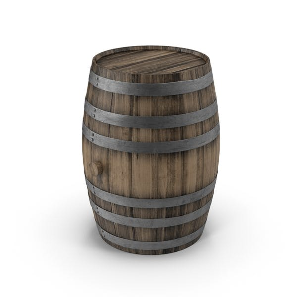 Thumbnail for Wooden Barrel