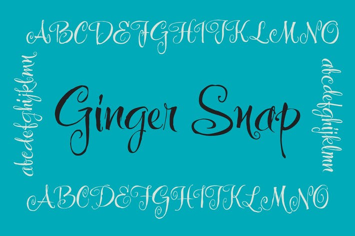 Thumbnail for Ginger Snap