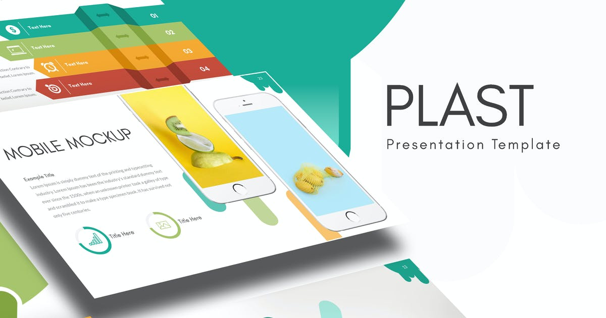 Download PLAST   Multimedia Powerpoint Template by Incools