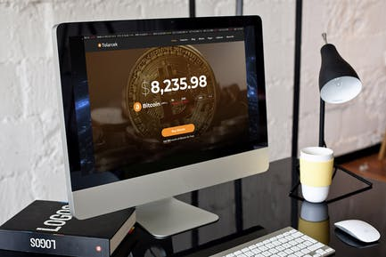 Tolarcek - Ein CryptoCurrency WordPress Blog