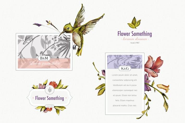 Thumbnail for Étiquettes Sweet Nature