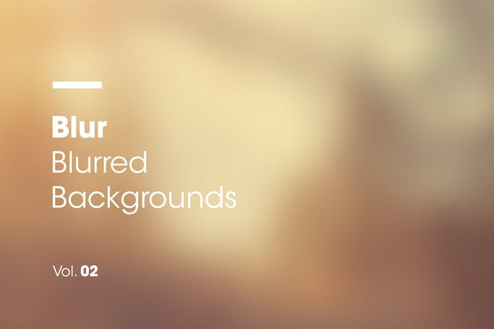 Thumbnail for Blur | Blurred Backgrounds | Vol. 02