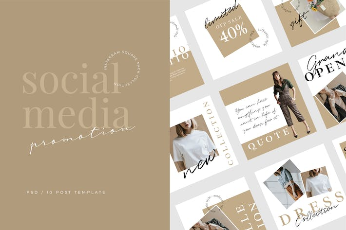 Thumbnail for Devana - Instagram Post - Social Media Kit