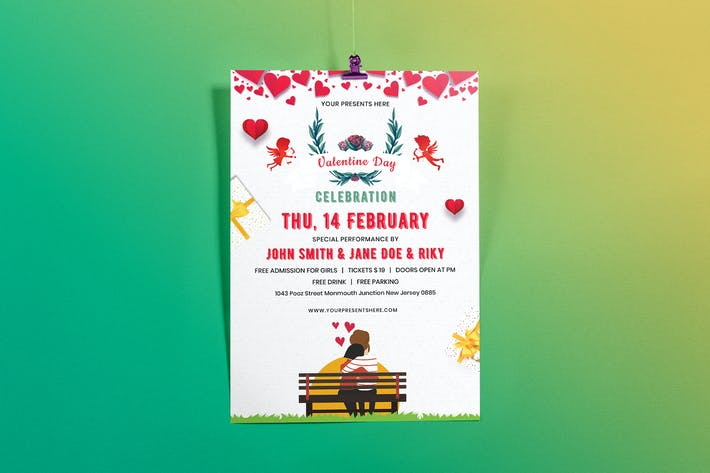 Cover Image For Valentines Day Party Flyer-03