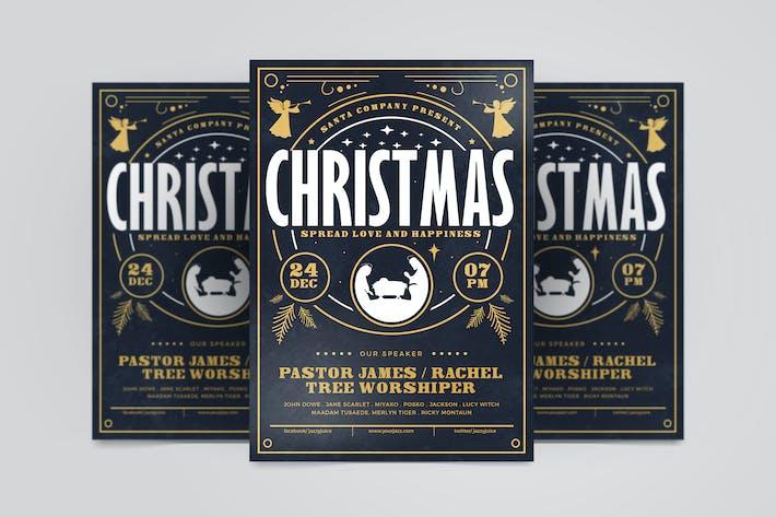 Thumbnail for Fête de Noël Flyer