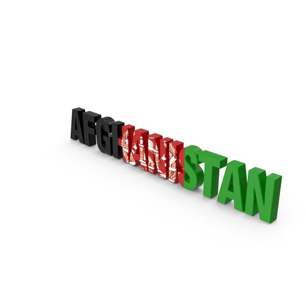 Afghanistan-Text