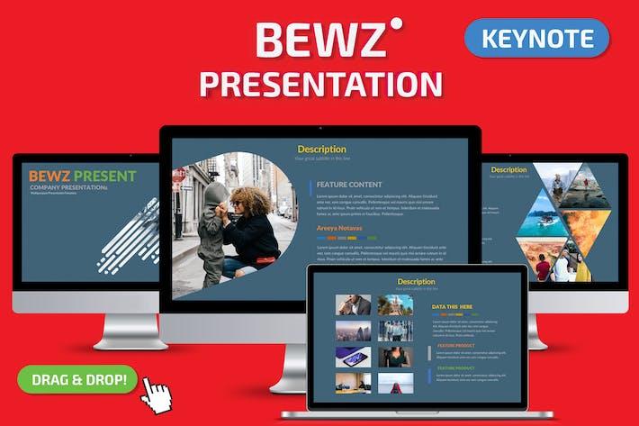 Thumbnail for Bewz Keynote Presentation