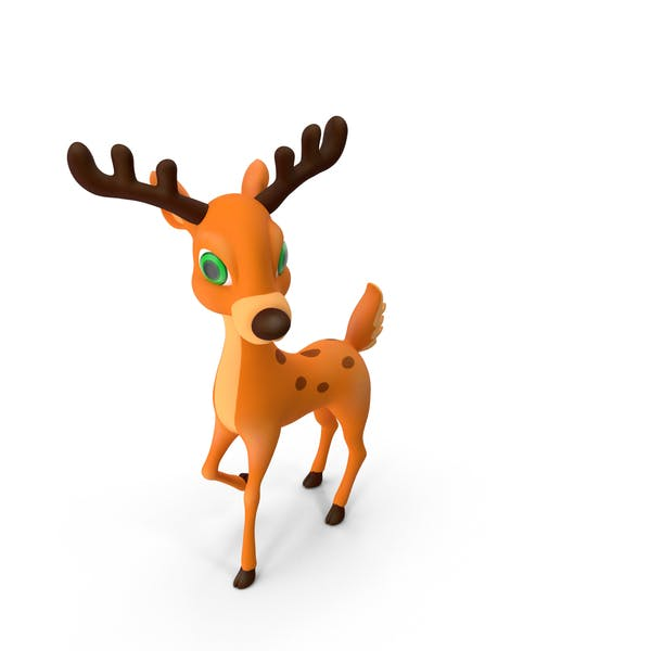 Thumbnail for Cartoon Deer