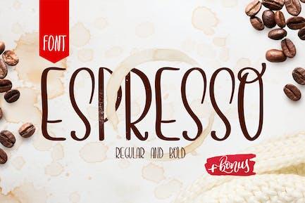 Police Espresso