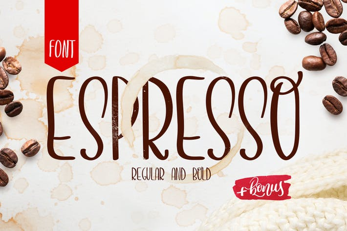 Thumbnail for Espresso Font