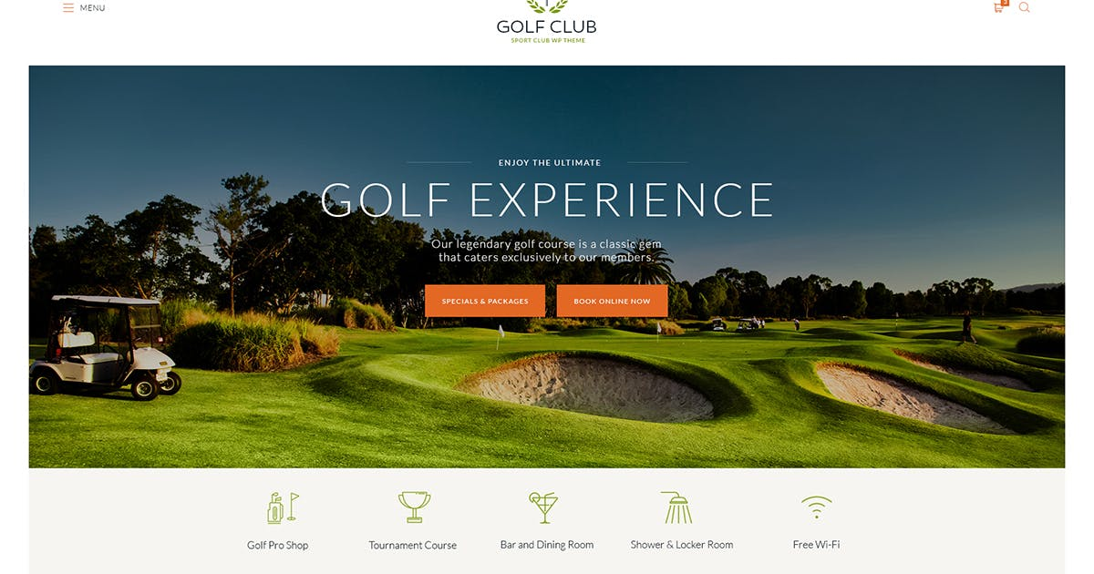 Download Golf Club by axiomthemes