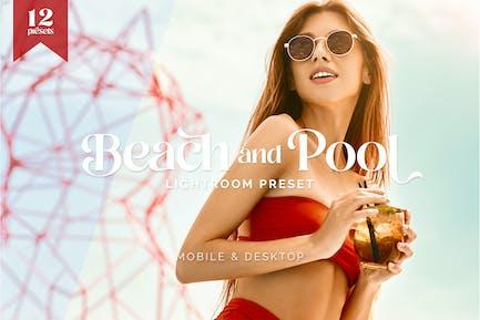 Lightroom Presets - Beach & Pool Warmth Tone - TW