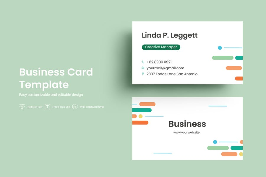 VDN Business Card v3.2