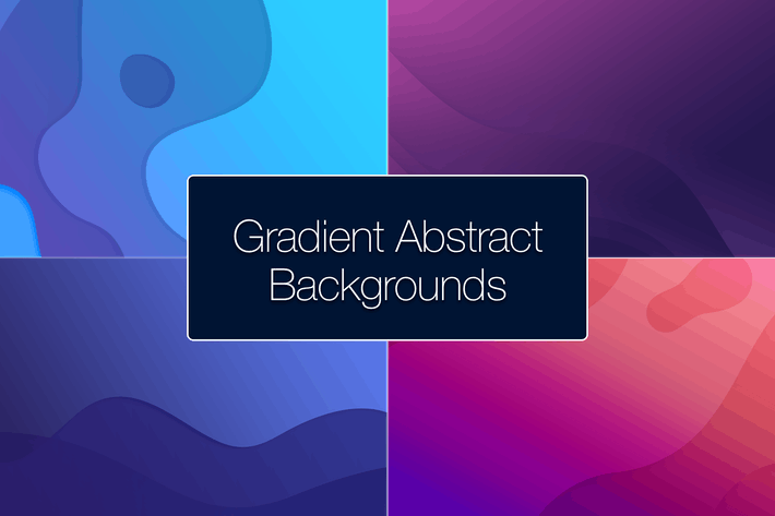 Thumbnail for Gradient Abstract Backgrounds