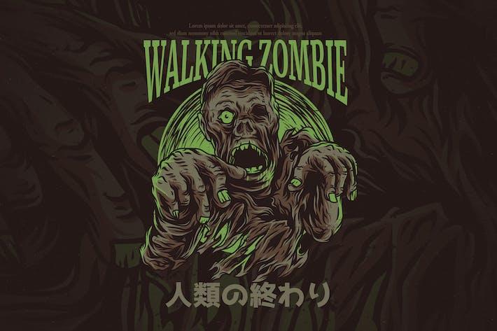 Thumbnail for Walking Zombie