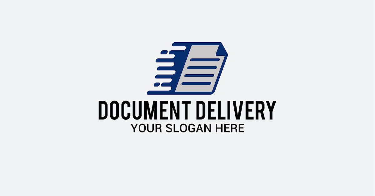 document  delivery by shazidesigns