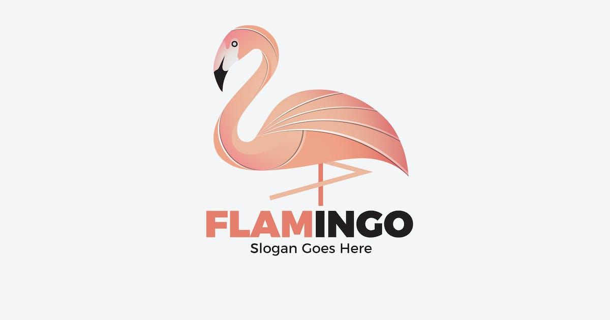 Download Flamingo Animal Logo by Voltury