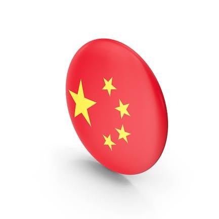Badge China
