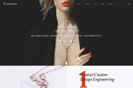 Custom Made | Jewelry Manufacturer and Store