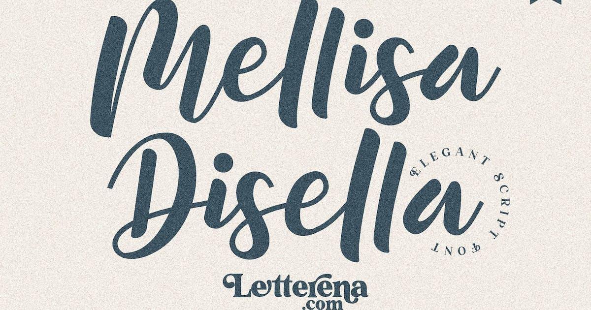 Download Mellisa Disella Script LS by GranzCreative