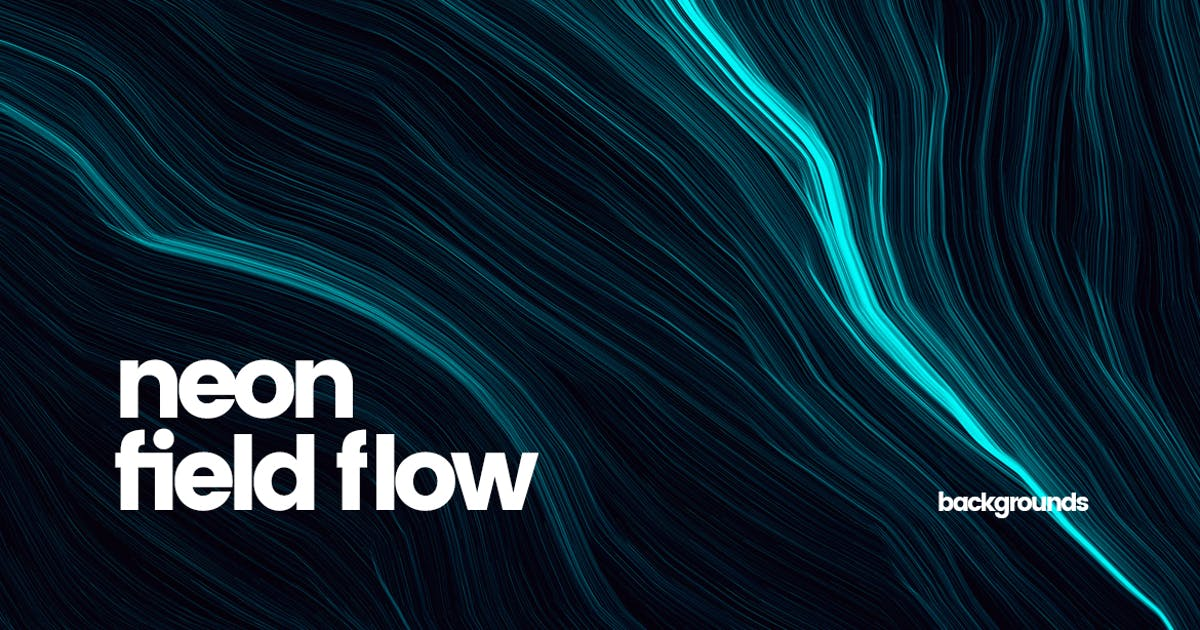 Download Neon Field Flow Backgrounds by themefire