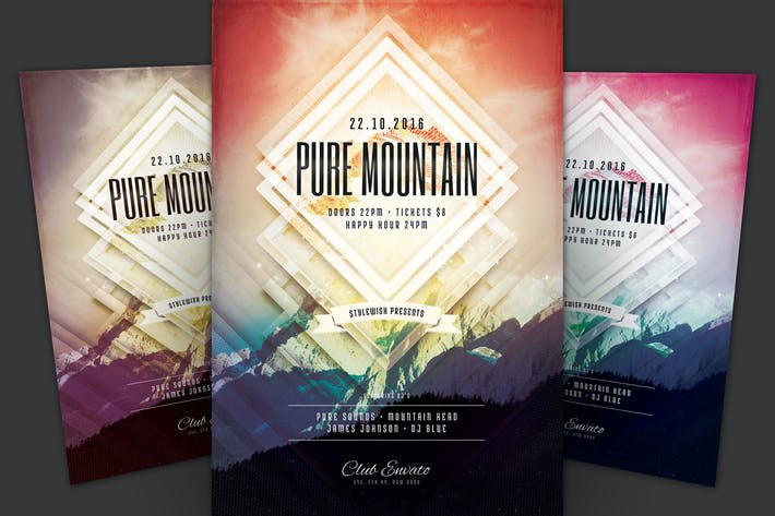 Pure Mountain Flyer