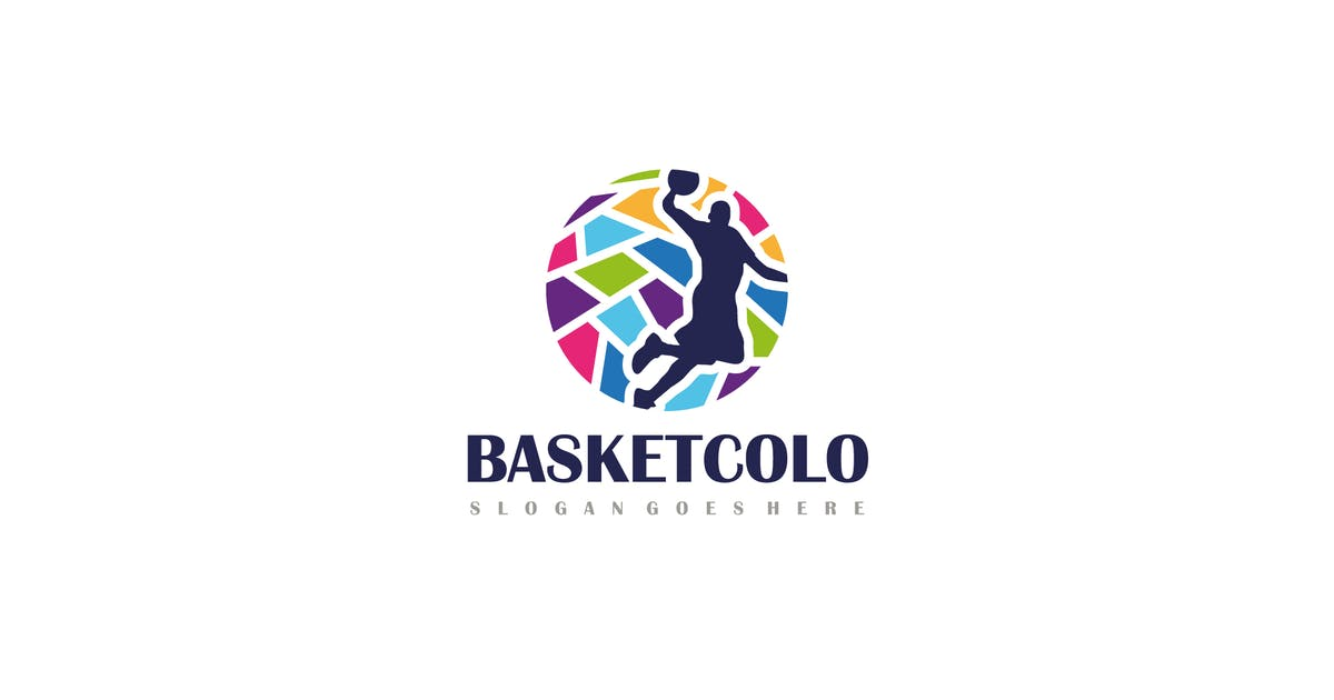 Download Basketball Logo by 3ab2ou
