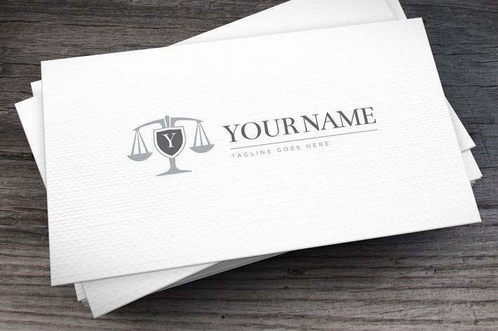 Thumbnail for Law Bureau Logo Template