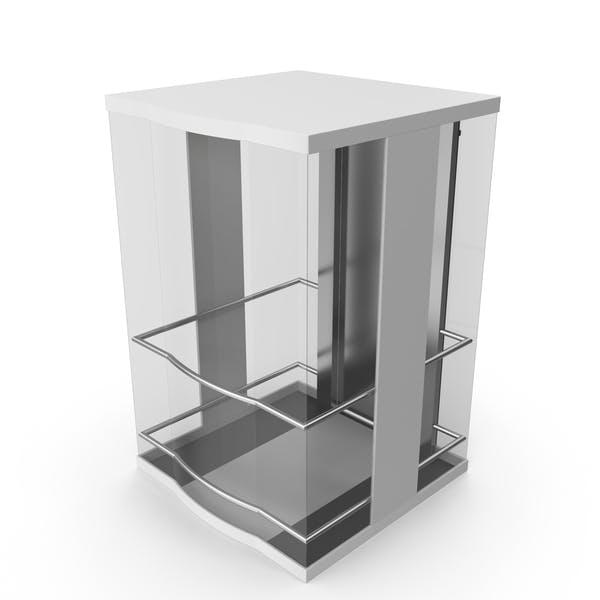Cover Image for Стеклянный лифт