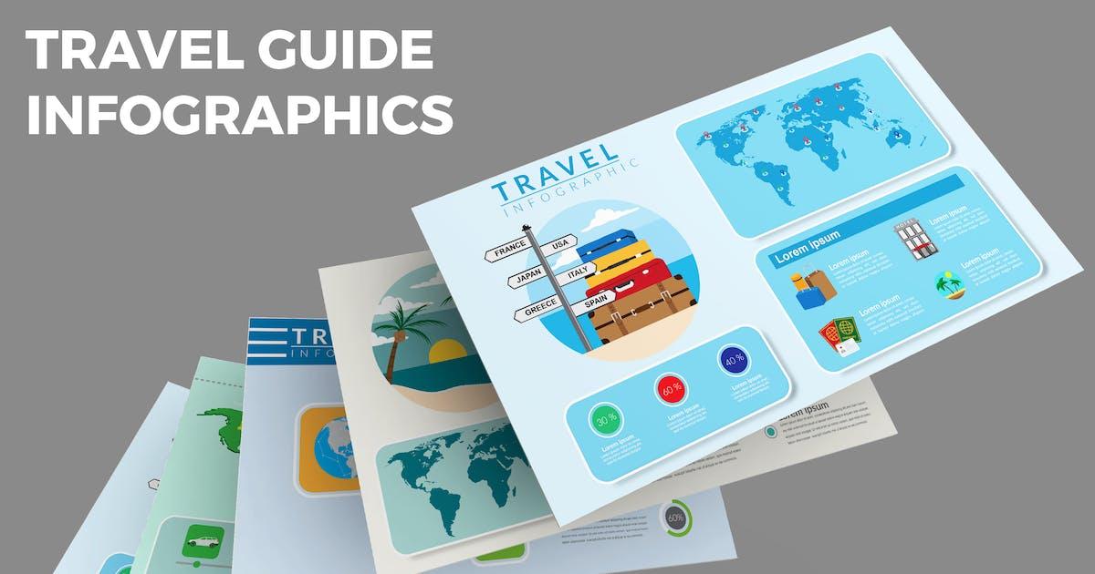 Download Travel Guide – Infographics Design by designesto