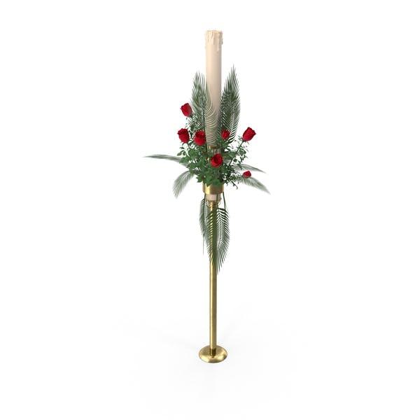 Ballroom Candle