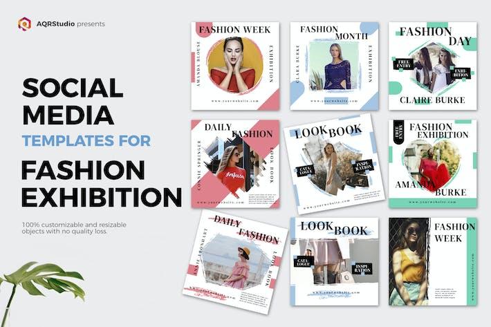 Thumbnail for Exposition de mode